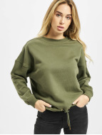 Urban Classics Puserot Ladies Oversized oliivi