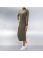 Urban Classics Robe Ladies Turtleneck olive