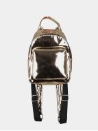 Urban Classics Ryggsäck Mini Metallic guld
