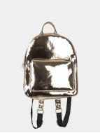 Urban Classics Ryggsäckar Midi Metallic guld