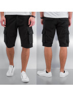 Urban Classics Short Fitted Cargo black