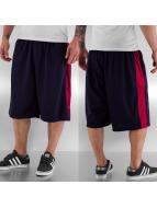 Urban Classics shorts Sidestripe Bball blauw