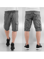 Urban Classics shorts Fitted Cargo grijs