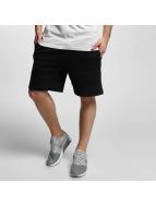 Urban Classics Shorts Interlock noir