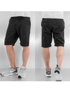 Urban Classics shorts Stretch Turnup zwart