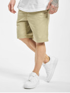 Urban Classics Shortsit Hobart Stretch Twill beige