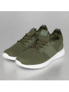 Urban Classics sneaker Advanced Light Runner olijfgroen