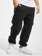 Urban Classics Spodnie do joggingu Cargo czarny