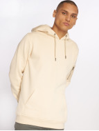 Urban Classics Sweat à capuche Sweat Bomber beige