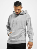 Urban Classics Sweat à capuche Oversized gris