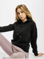 Urban Classics Sweat à capuche Ladies noir