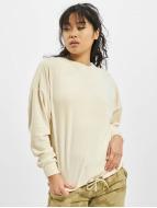 Urban Classics Sweat & Pull Oversized Velvet beige