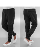 Urban Classics Sweat Pant Scuba Mesh black