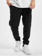 Urban Classics Sweat Pant Diamond Stitched black