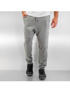 Urban Classics Sweat Pant Diamond Stitched grey