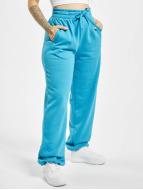 Urban Classics Sweat Pant Loose Fit turquoise