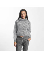 Urban Classics Swetry Short Turtleneck bialy