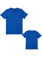 Urban Classics T-shirt Basic Kids blu