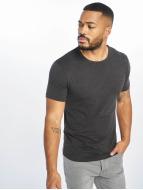 Urban Classics T-Shirt Fitted Stretch grey
