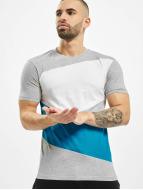 Urban Classics t-shirt Zig Zag grijs