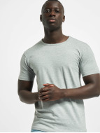 Urban Classics t-shirt Fitted Stretch grijs