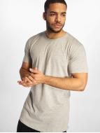 Urban Classics T-shirt longoversize Shaped Long gris