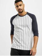Urban Classics T-Shirt manches longues Contrast blanc