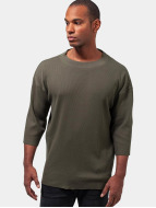Urban Classics T-Shirt Thermal Boxy olive