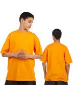 Urban Classics t-shirt  oranje