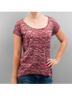 Urban Classics T-Shirt Burnout red