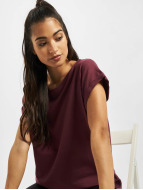 Urban Classics t-shirt Extended Shoulder rood