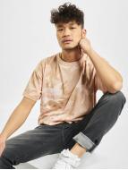 Urban Classics t-shirt Camo rose