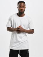 Urban Classics T-shirt Long Tail vit