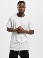 Urban Classics t-shirt Long Tail wit
