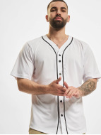 Urban Classics t-shirt Baseball Mesh wit