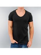 Urban Classics t-shirt Fitted Peached zwart