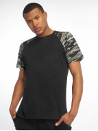Urban Classics T-Shirts Raglan Contrast sihay