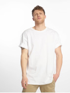 Urban Classics T-Shirty Oversized bialy
