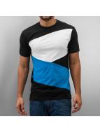 Urban Classics T-Shirty Zig Zag czarny
