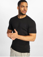Urban Classics T-Shirty Fitted Stretch czarny