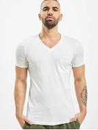 Urban Classics T-skjorter Pocket hvit