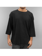 Urban Classics T-skjorter Thermal Boxy svart