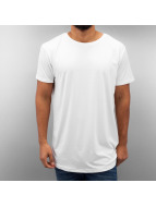 Urban Classics Tall Tees Shaped Neopren Long blanc