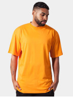 Urban Classics Tall Tees Tall Tee naranja