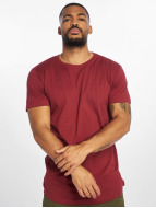 Urban Classics Tall Tees Shaped Long rot