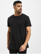 Urban Classics Tall Tees Shaped Long schwarz