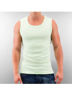 Urban Classics Tank Tops Faded grün