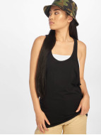 Urban Classics Tank Tops Ladies Loose nero