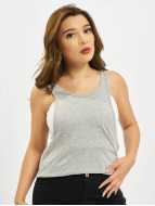 Urban Classics Tanktop Ladies Loose grijs