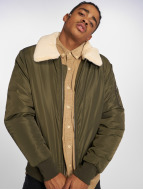 Urban Classics Transitional Jackets Pilot oliven